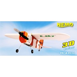ESky NEMO 3D Fixed Wing Airplane (Trainer) RTF Kit