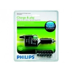 Philips SCU5120CB 1200mAh 12V - CAR DC ADAPTER