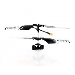 Copter V-MAX/MAX-Z 6020 Main Rotor Head w/ Blade Set (Black)