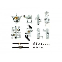 Alloy Metal Upgrade Rotor Head Kit For Esky King 2 Helicopter