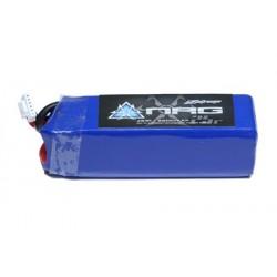 OUTRAGE NRG35 3S1P 11.1V 2200mAH 35C - XTREME / T-REX 450
