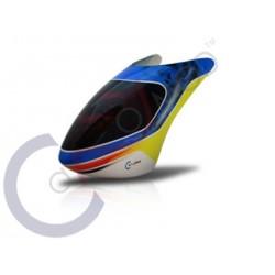 Canomod NightMare Airbrush Fiberglass Canopy - T-REX 250