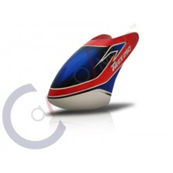 Canomod Nasry Airbrush Fiberglass Canopy - T-REX 250