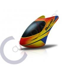 Canomod Snapper Airbrush Fiberglass Canopy - T-REX 250