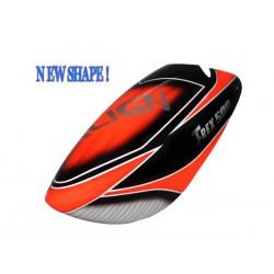 FUSUNO Complete New Design Fiberglass Airbrush Canopy - Trex500