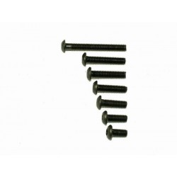 M3 x 25 Button Head Screws (10)