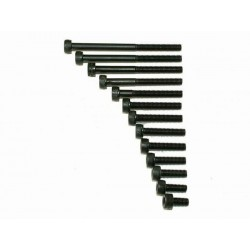 M3 x 16 Socket cap Screws (10)