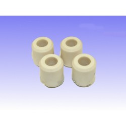 Anti Skid Rubbers - WHITE - SMALL