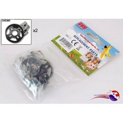 BL Motor Mount for 28mm Motor Twin Pack