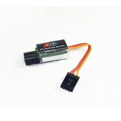 XGYRO-1000 PPM signal mixer for Head-Movement-Tracker Gyro
