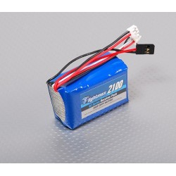 ZIPPY Flightmax 2100mAh 2S3P Receiver Pack