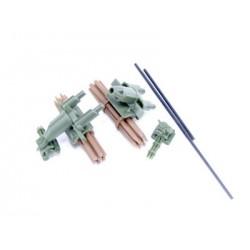 Eflite Body Mounts & Gun Pods, Huey: BCP,CP+,CPPro,CPPro2