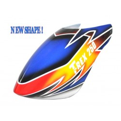 FUSUNO New Design SUNSET Fiberglass Airbrush Canopy