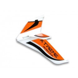 Xtreme Tail Fins-type A (RED) - MCX