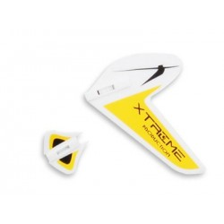Xtreme Tail Fins-type B (YELLOW) - MCX