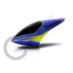Canomod Neon Hybrid HyBrid Fiberglass Canopy - T-REX 250 EX