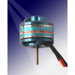 BL250-4500KV Brushless outrunner motor