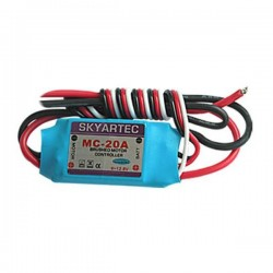 Skyartec MC-20A brush ESC