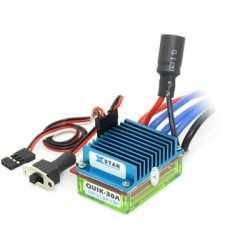 Brushless ESC for Car Quik-30A