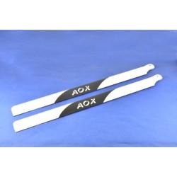 Tarot 700 carbon fiber Blades / 710mm